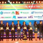 SASCO đạt Top 50 DN có thương hiệu nhà tuyển dụng hấp dẫn 2017