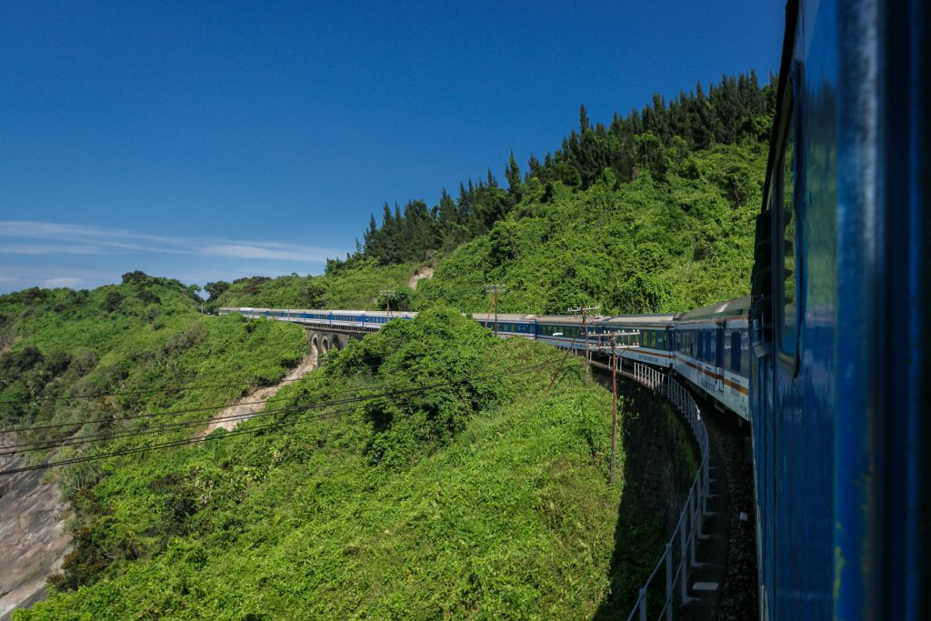 amazing rail tour
