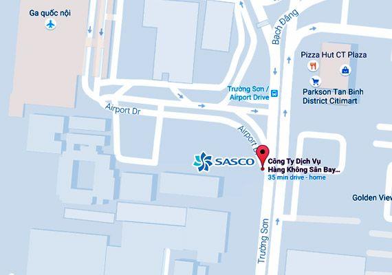 SASCO | Tan Son Nhat Airport Services