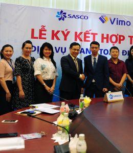 SASCO对亚洲客户应用QR代码程序进行支付