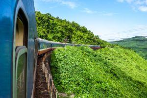 """""""Amazing Rail Tour"""" của SASCO trên tuyến đường sắt đẹp nhất Việt Nam"""