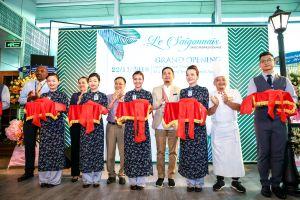 SASCO khai trương phòng chờ Le Saigonnais mang đậm bản sắc Sài Gòn giữa lòng sân bay Quốc tế