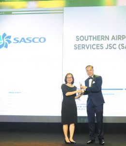 SASCO tiếp tục vào danh sách những nơi làm việc tốt nhất châu Á 2019