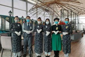 SASCO nghiêm ngặt phòng ngừa dịch Covid-19 tại sân bay Tân Sơn Nhất