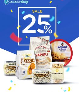 Discount 25% for imported confectionery at SASCO Shop - Tan Son Nhat Airport