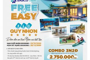 ENJOYING 5 * FLC Resort Quy Nhon with SASCO Travel