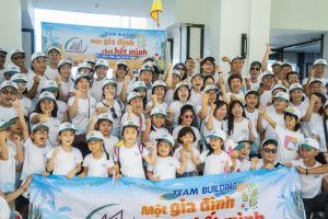 Tour Phan Thiết gắn kết gia đình Thủ Đức House