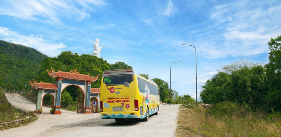 Dịch vụ xe Phú Quốc Bus Tour