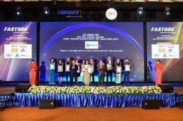 SASCO được vinh danh Top 500 Doanh nghiệp tăng trưởng nhanh nhất Việt Nam (FAST 500)